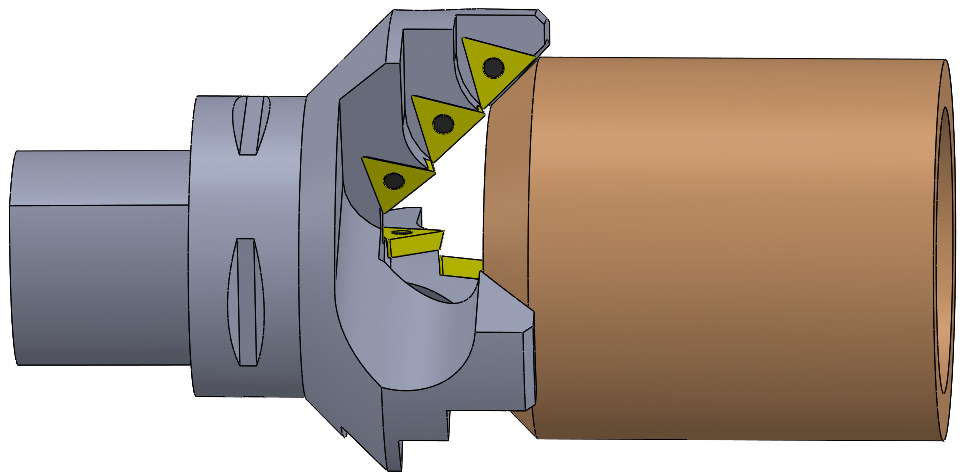 CAD Fertigungssimulation